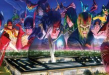 Warren Ellis to Reboot Dynamite's Project Superpowers This Year - 2014-04-17 12:02:39