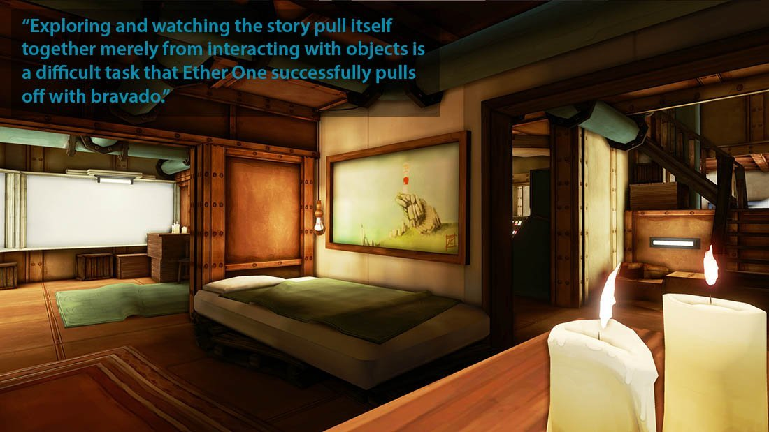 etheroneinsert3 Ether One (PC) Review game reviews  white paper games memories indie Ether One adventure