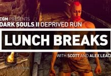CGM Lunch Breaks - Dark Souls II Deprived Run - 2015-02-01 14:02:36