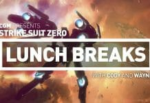 CGM Lunch Breaks - Strike Suit Zero - 2015-09-28 14:33:19
