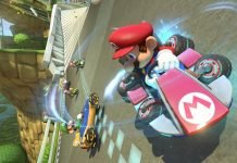 Mario Kart 8 Has One Crazy Rainbow Road - 2014-04-03 19:09:12