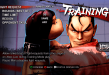 Ultra Street Fighter 4 Records Offline Matches, and Lets Players Train While Waiting for Online Matches - 2014-05-05 13:52:09