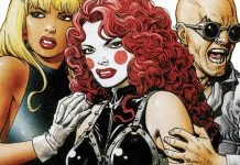 The Invisibles: Book One: Deluxe Edition (Comic) Review 3
