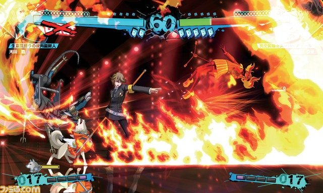 New Persona 4 Arena Ultimax Character Revealed, and New Trailer Released - 2014-05-22 09:30:31