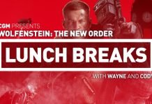 CGM Lunch Breaks - Wolfenstein: The New Order - 2015-09-28 14:31:25