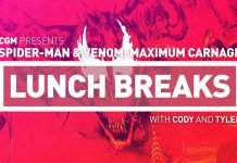 CGM Lunch Breaks - Spider-Man & Venom: Maximum Carnage - 2015-09-28 14:32:37