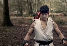 Live-Action Street Fighter Series to Begin Airing May 23 - 2014-05-09 16:52:16