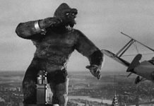 Top Five Giant Monster Movies  - 2014-05-15 14:50:10