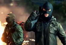 E3 2014: Battlefield: Hardline Preview - 2014-06-27 14:39:31