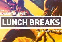 CGM Lunch Breaks - Slaughter Sport - 2015-09-28 14:30:43