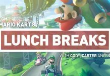 CGM Lunch Breaks - Mario Kart 8 - 2015-09-28 14:30:54