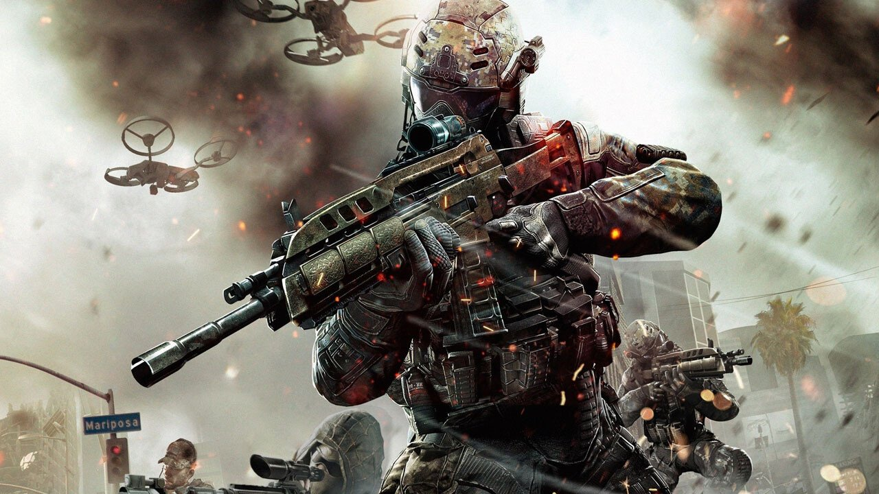 How Long Can Call Of Duty Stay On Top? - 2014-07-31 13:18:54