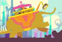 Hohokum (PS4) Review - 2014-08-14 12:08:21