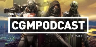CGMPodcast Episode 124: Destiny Is Here - 2014-09-12 12:16:42