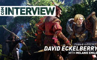 CGM Interview – Fable Legends with David Eckelberry