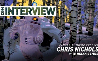CGM Interviews – Fantasia: Music Evolved with Chris Nichols