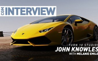 CGM Interviews – Forza Horizon 2 with John Knowles