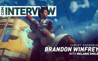 CGM Interviews – Sunset Overdrive with Brandon Winfrey