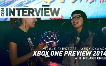 CGM at Xbox One Preview 2014