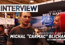 "CGM Interviews Michal ""Carmac"" Blicharz - 2015-02-01 13:20:30"