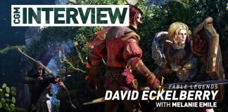 CGM Interview - Fable Legends with David Eckelberry - 2015-02-01 13:19:02