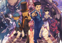 Professor Layton Vs Phoenix Wright Ace Attorney (3DS) Review - 2014-09-24 15:06:42