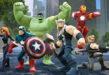 GIVEAWAY: Disney Infinity 2.0 Marvel Super Heroes