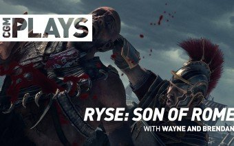 Let's Play: Ryse Son of Rome