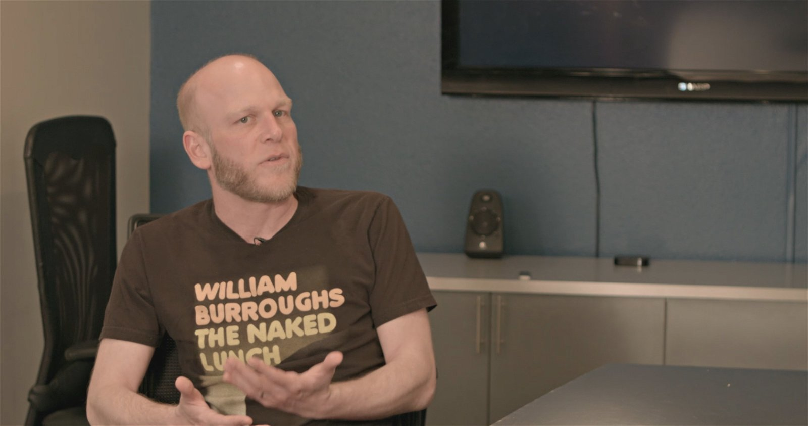Adam Sessler in Pixel Poetry