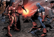Is Marvel gearing up for Civil War? - 2014-10-20 12:49:50
