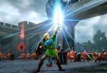 Hyrule Warriors (WII U) Review 4