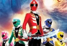 Power Rangers: Super Megaforce (3Ds) Review 5