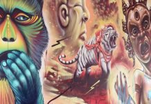 Street Art and Far Cry: An Interview with Nick Sweetman - 2014-11-06 10:20:34
