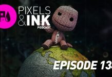 Pixels & Ink 134: Little Broken Planet - 48938