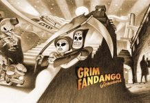Grim Fandango: Remastered (PS4) Review 3