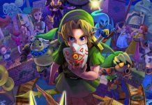 The Legend Of Zelda: Majora's Mask 3D (3DS) Review