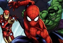 Spider-Man to Join the Marvel Movie Universe - 2015-02-10 12:44:16