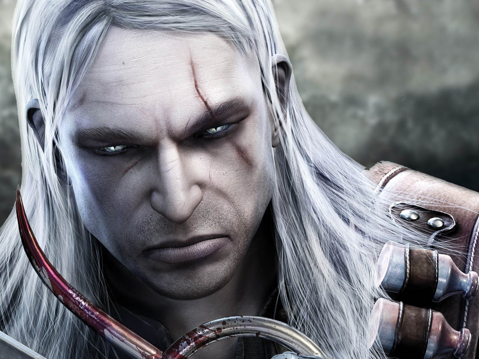 He could give Sindel some hair advice.