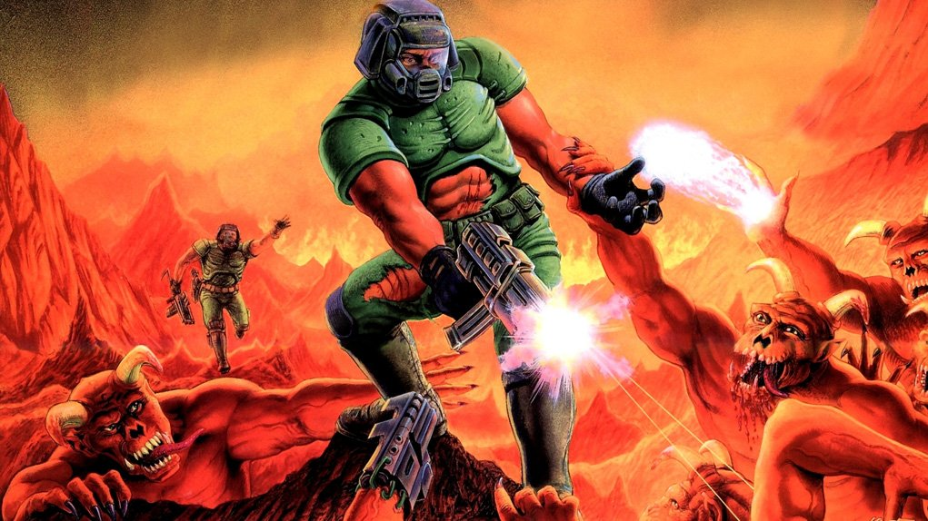 DOOM Holds Up Surprisingly Well - 2015-04-20 14:03:02