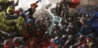Avengers: Age Of Ultron (Movie) Review 1