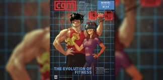 CGMagazine April 2015: The Fitness Issue 1