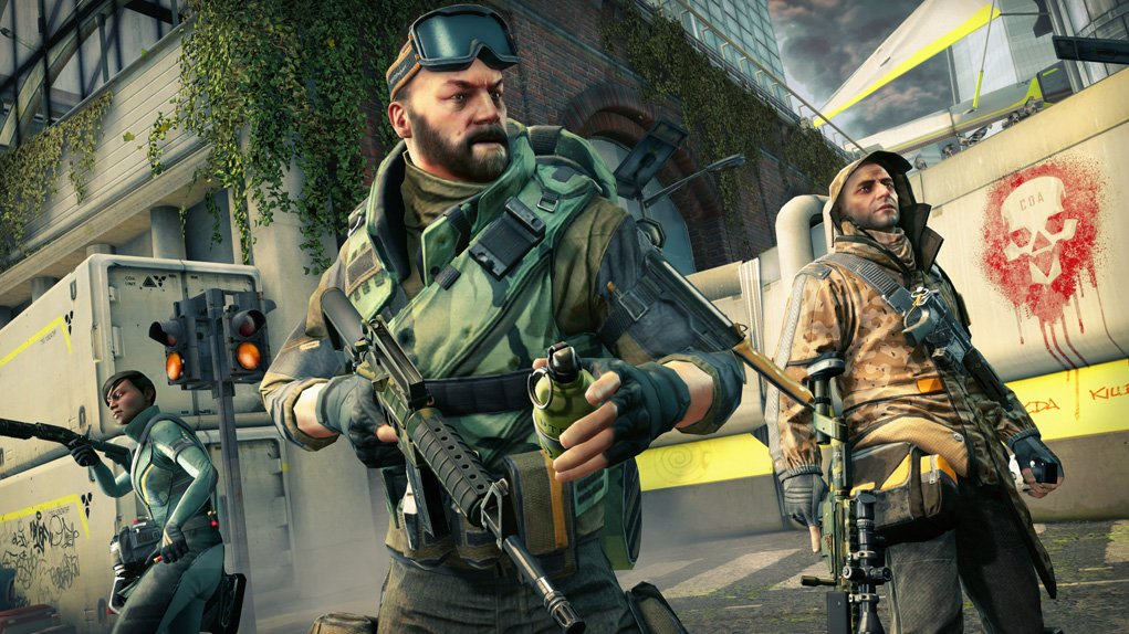 Dirty Bomb Preview: Blaze of Glory - 2015-04-28 13:12:34