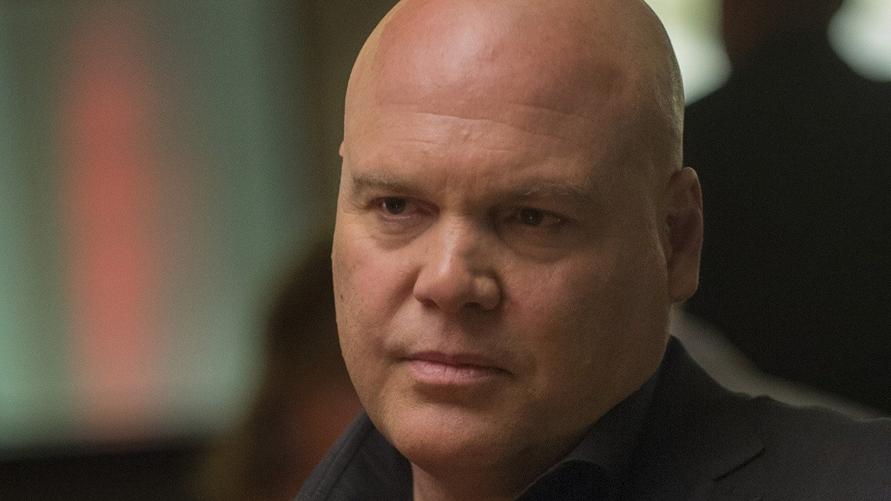 Kingpin in Netflix's Daredevil