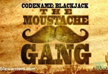 Codename: Blackjack - The Moustache Gang - Episode 01