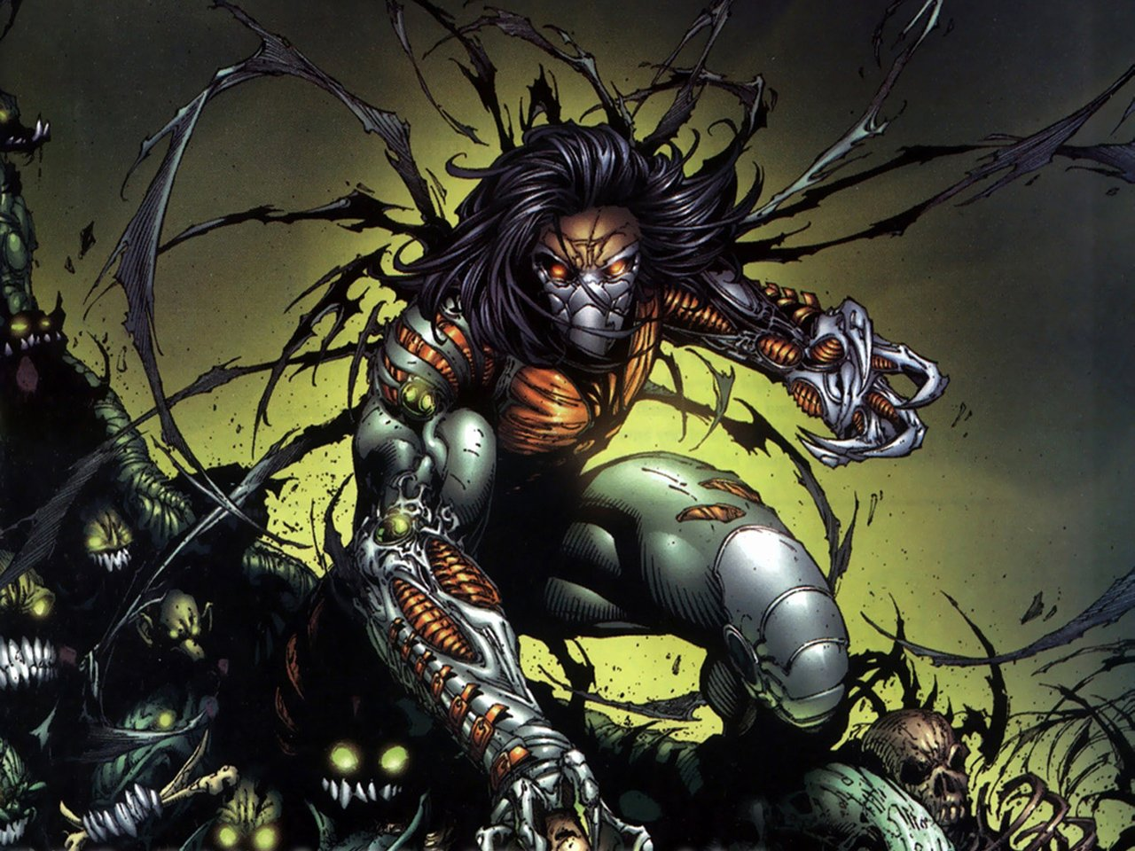 The Darkness published by Top Cow