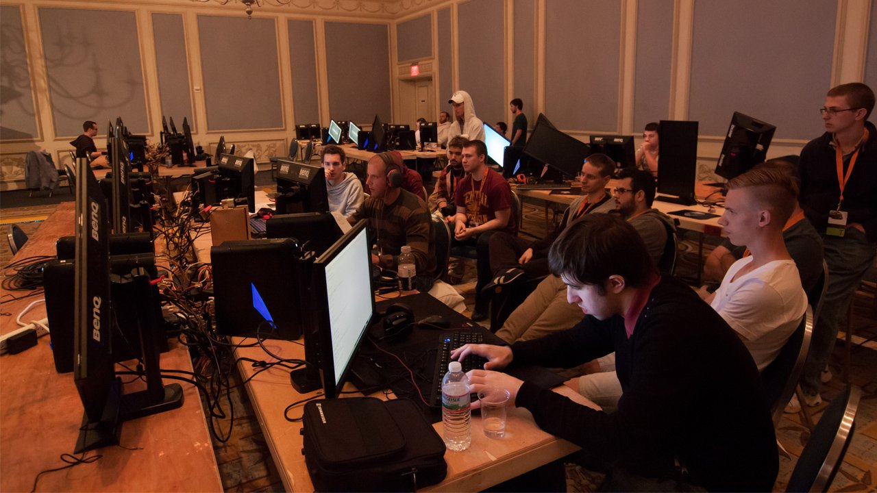 "QuakeCon 2014 Day 3 by Larry ""Neocane"" Gipson"