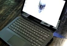 Alienware 13 and Graphics Amplifier (Hardware) Review 5