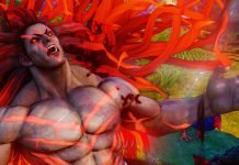 Street Fighter V New Character Necalli Trailer - 2015-07-20 13:07:51