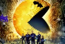 Pixels (Movie) Review 8