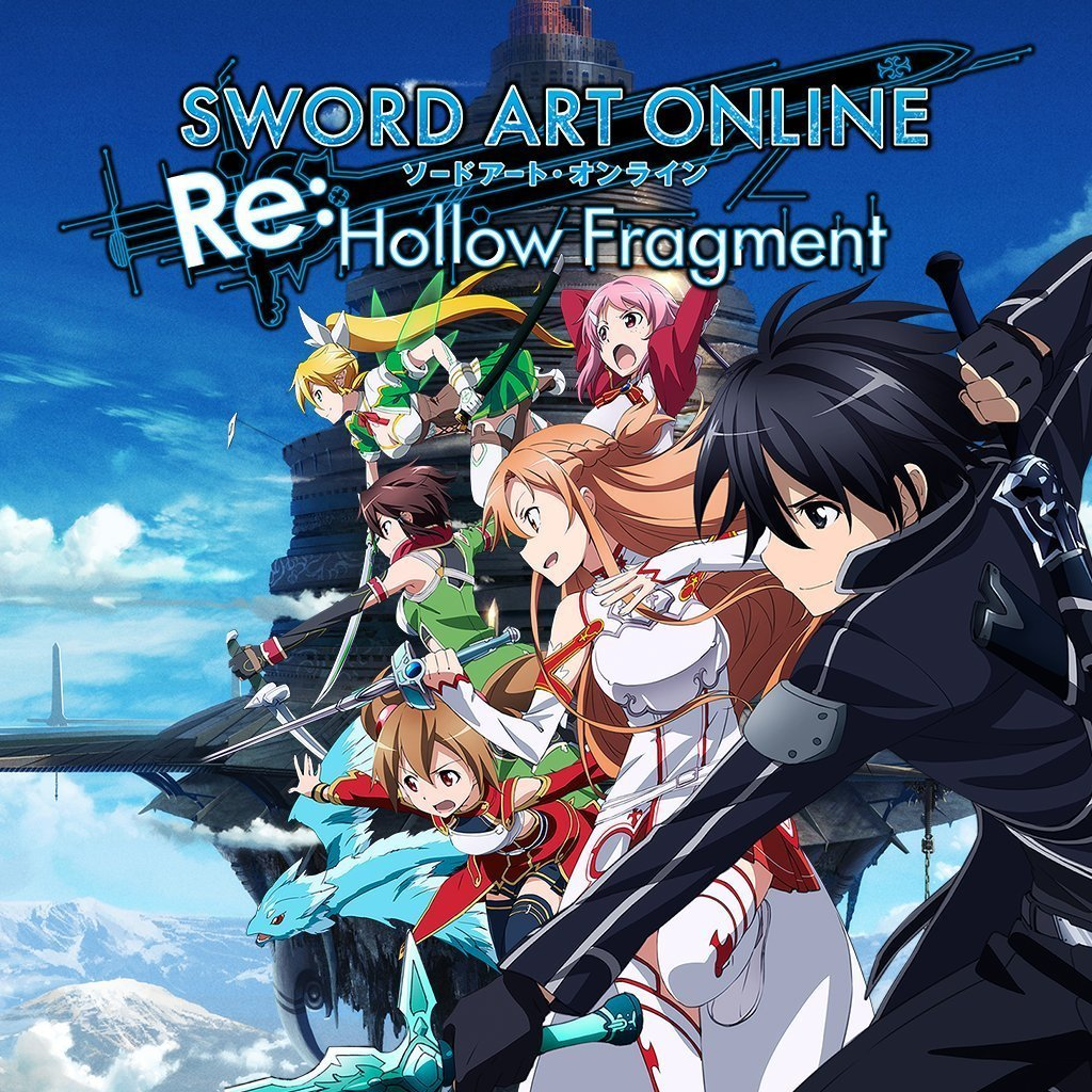 Sword Art Online Re: Hollow Fragment (PS4) Lets Play